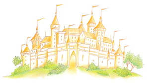 Visit The Palace of Stories - Leo's Inspiring Audio Stories for Children